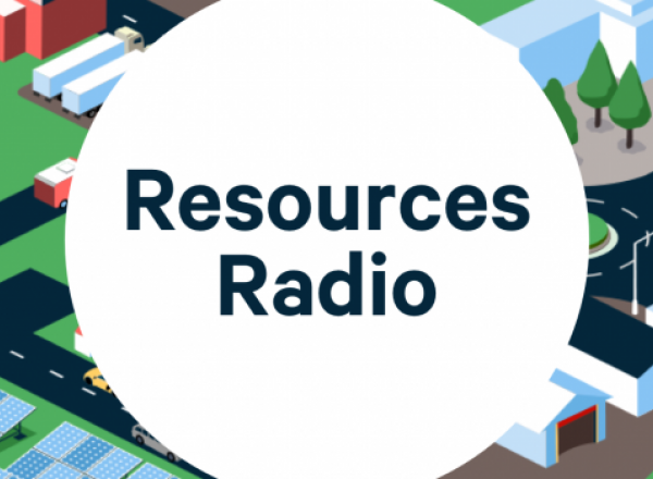 Artwork of Resources Radio