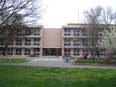 Wickson Hall Front